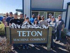 Teton Machine Company in Idaho