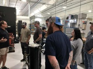 Payette Idaho machine shop